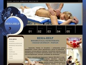 Rehabilitacja i masaże w Poznań